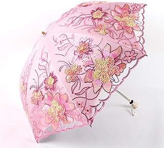 Anti Solaire Dentelle Bagages Parapluie Uv Parasol Protection Hulday qjA4L35R