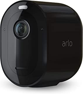 Arlo Pro3 Wireless Home Security Camera System CCTV, Wi-Fi, 6-Month Battery Life, Colour Night Vision, Indoor or Outdoor, ...
