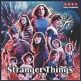 Stranger Things 2021 Wall Calendar: Stranger Things Netflix TV Show 2021 Wall Calendar 8.5' x 8.5' glossy finish