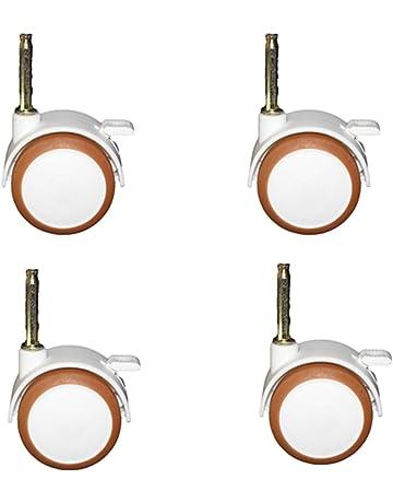 Amazon.es: Ruedas - Ferretería para muebles: Bricolaje y ...