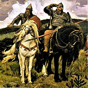 Knights in the Land of Medieval Dungeons and Viking Dragons (Music Fantasy for Lute and Violin)