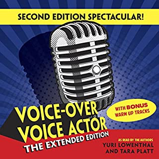 Voice-Over Voice Actor: The Extended Edition cover art