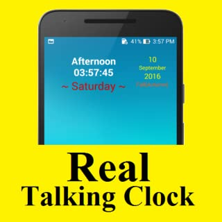 Real Talking Alarm Clock