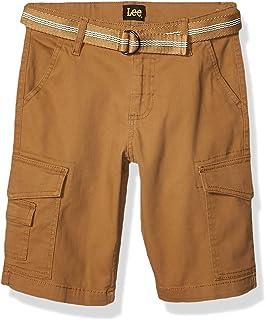 Lee boys Belted Cargo Short Cargo Shorts