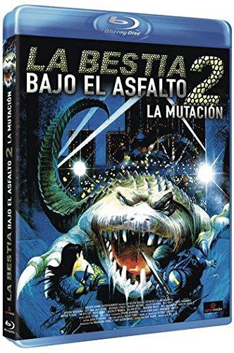 La bestia bajo el asfalto 2 : La mutación [Blu-ray]
