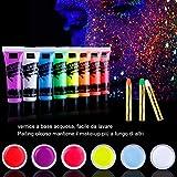 Immagine 2 lictin vernice fluorescente colorato neon