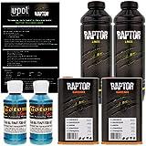 U-POL Raptor Blue Metallic Urethane...