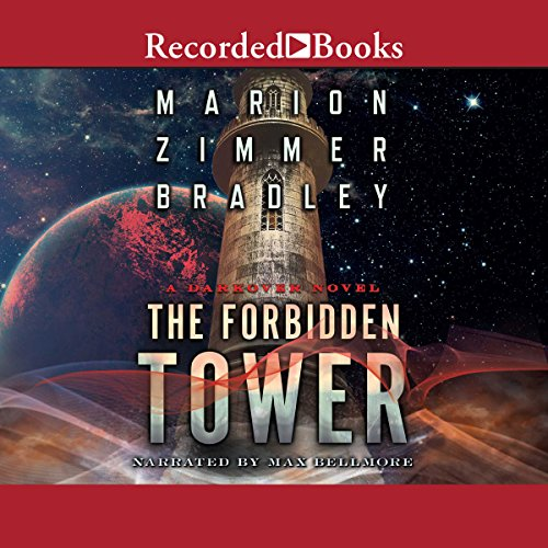 The Forbidden Tower audiobook cover art
