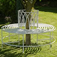 Alium Trentino Steel Circular Garden