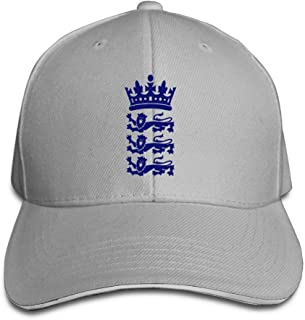 Eternal England Cricket Team Peaked Baseball Caps/Snapback Hats