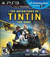 The Adventures Of Tintin: The Game (輸入版) - PS3