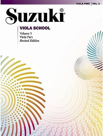 Alfred Suzuki viola School volume 3(Book)