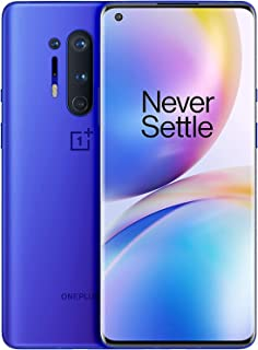 OnePlus 8 Pro Ultramarine Blue 12GB+256GB - IN2020