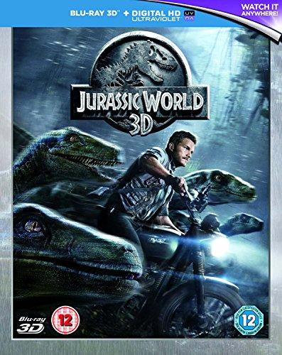 Jurassic World [3d] [DVD-AUDIO]