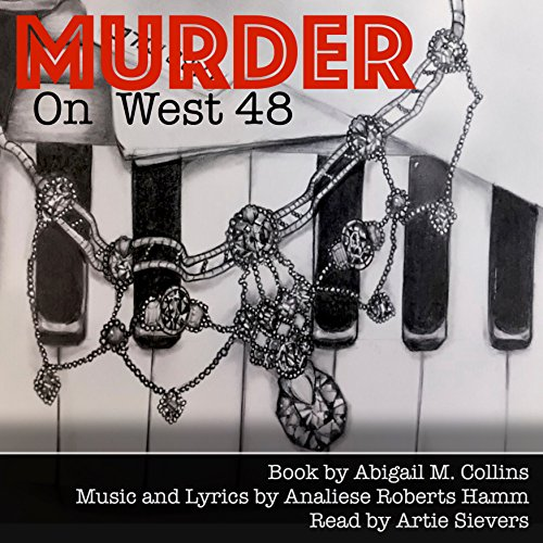 Murder on West 48 audiobook cover art