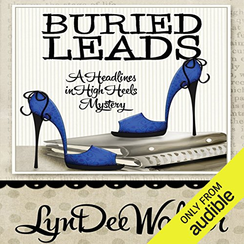 Couverture de Buried Leads