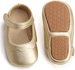 gold shoes for babies
