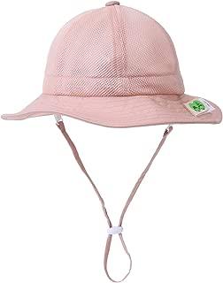 Connectyle Toddler Kids UV Sun Protection Hats Wide Brim UPF 50+ Bucket Sun Hat