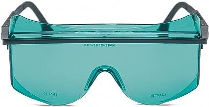 Honeywell 31-40135 Laser Safety Glasses, HeNe/Red Diode