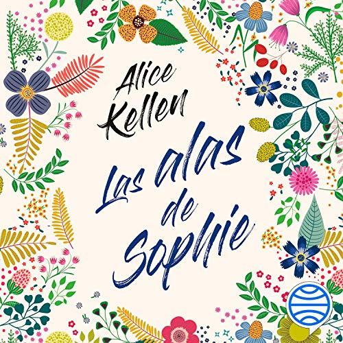Diseño de la portada del título Las alas de Sophie