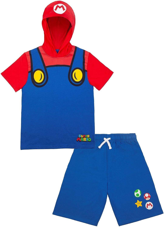 Washington Mall Nintendo Characters Max 78% OFF Boys Super Lightweig Luigi Mario Character