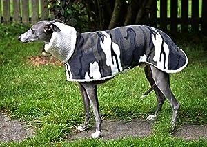 Lux avec doublure en fourrure Polaire Manteau par Dogandhome