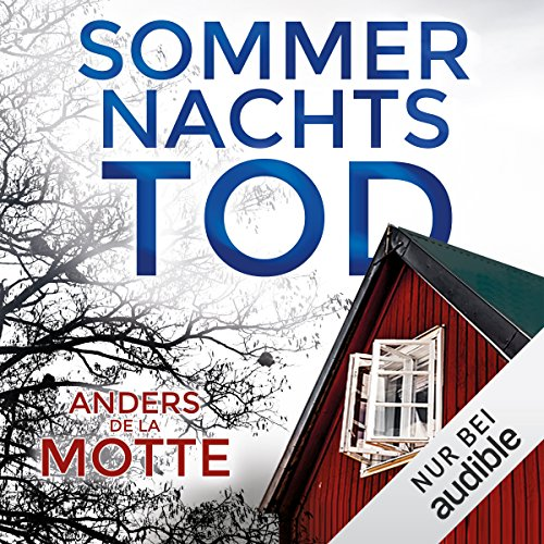Sommernachtstod audiobook cover art