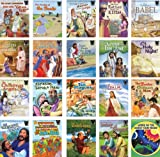 Arch Books Complete Set of 134 Volumes Book Series Children's Bible Stories Story Complete Including Stories of Jesus, Easter, Christmas, Paul, Old and New Testament Titles