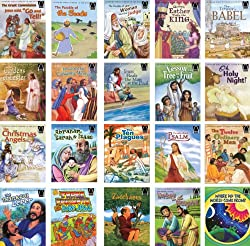 Arch Books Complete Set of 134 Volumes Book Series Children's Bible Stories