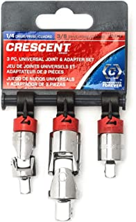 Crescent CDTA14N 3 PC,UNIVERSAL & ADAPTER SET