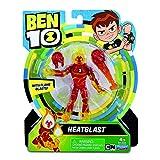 Ben 10 - Figura Básica de Heatblast (Giochi Preziosi BEN00000)