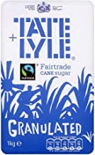 Tate Lyle Fairtrade Granulated Pure Cane Sugar 1Kg Estimated Price : £ 6,85
