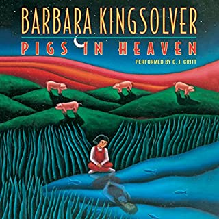Pigs in Heaven audiobook cover art