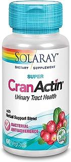 SOLARAY® CranActiN® (Arándano rojo) .60 VegCaps  Concentrado