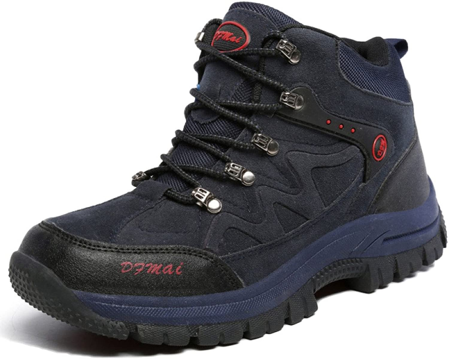 Hiking shoes for Men Waterproof Lightweight High-top Lightweight Shockproof Autumn and Winter Outdoor Size