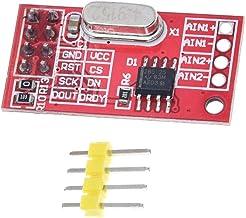 Electronic Module AD7705 Duple 16 Bit ADC Data Acquisition Module Programmable Input Gain SPI Interface