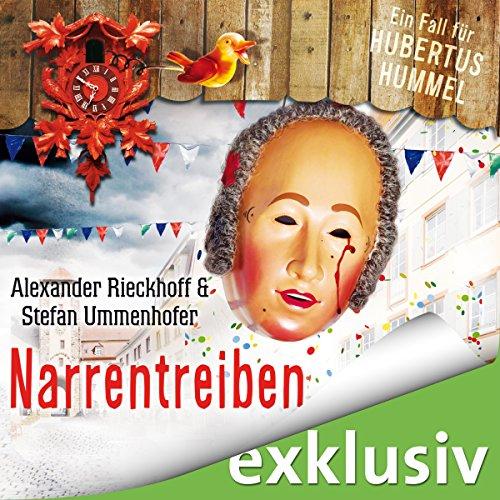 Narrentreiben (Hubertus Hummel 4) Titelbild