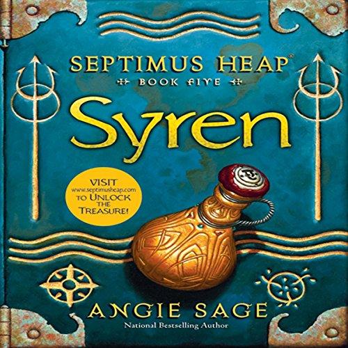 Syren audiobook cover art
