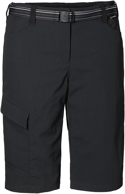 Jack Wolfskin Women's Canvas Cargo Shorts
