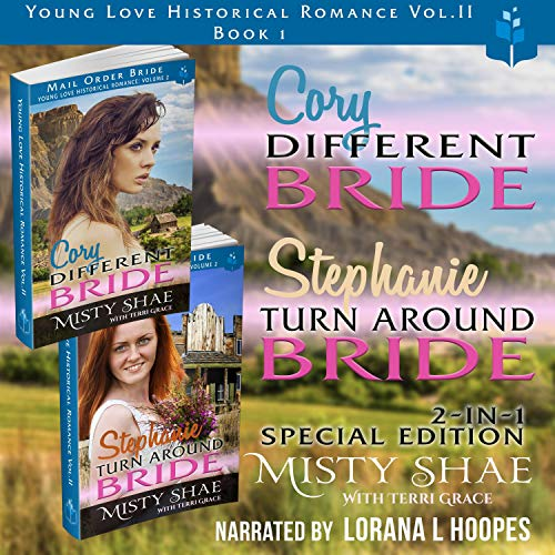 Young Love Historical Romance 2-in-1 Special Edition cover art