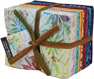 Parfait Batiks 25 Fat Quarter Bundle by Moda Fabrics 4351AB
