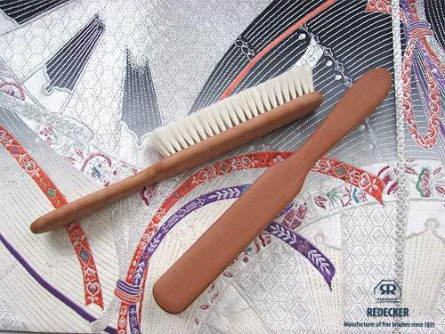 Redeckerレデッカーデリケートな素材専用和服/洋服ブラシ/正規品