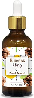 B-URBAN Heeng Oil 100% Natural Pure Undiluted Uncut Essential Oil 30ml