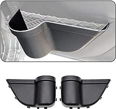 Five Bananas DoorPocket Front Storage for 2011-2018 Jeep Wrangler JK JKU 2/4-door Interior Accessories, Black