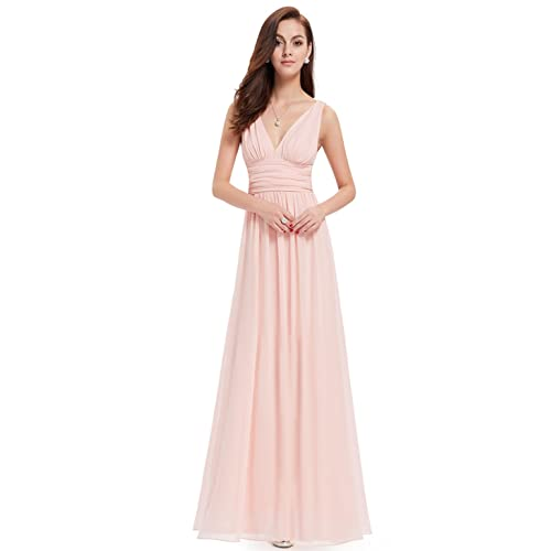 Blush Bridesmaid Dress: Amazon.com
