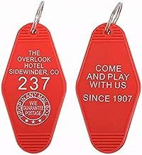 retro hotel keychains