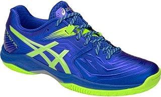 Gel Blast FF Mens Indoor Court Shoe (Blue/Green)