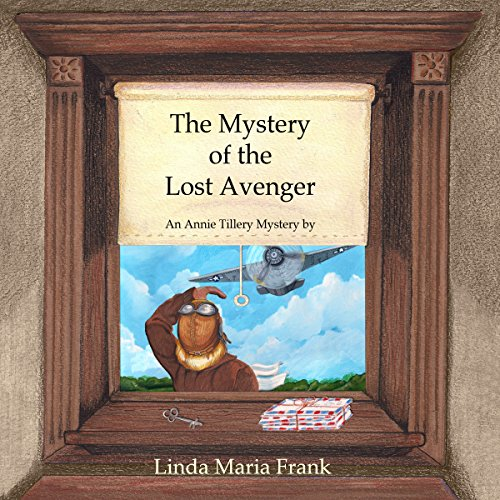 The Mystery of the Lost Avenger cover art