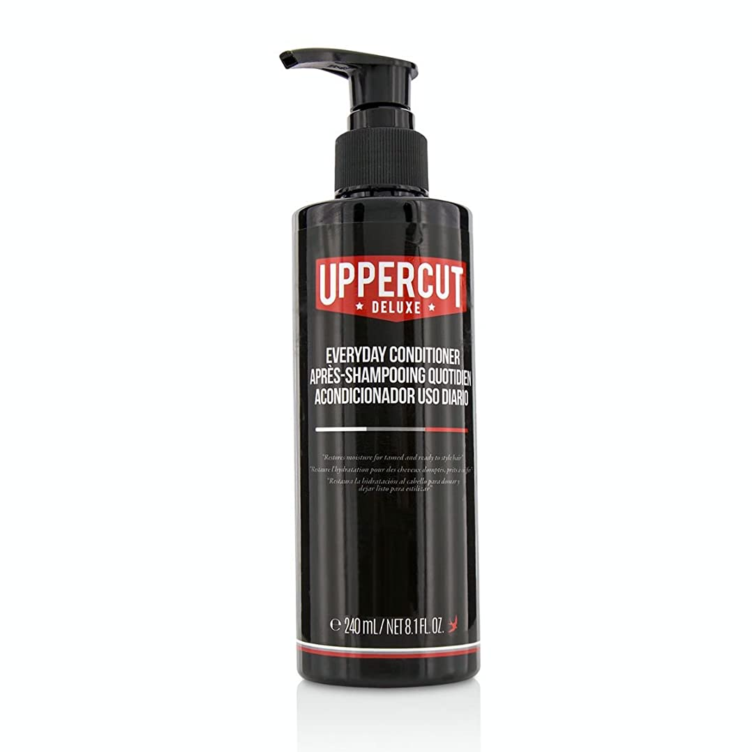 知恵ステープルオアシス[Uppercut Deluxe] Everyday Conditioner 240ml/8.1oz