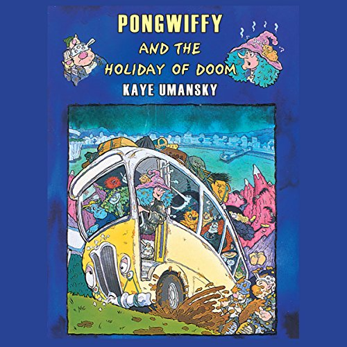 Pongwiffy and the Holiday of Doom cover art